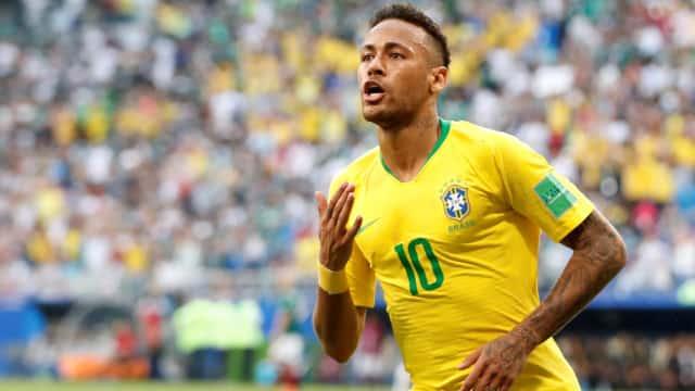 Neymar Ditunjuk Jadi Kapten Permanen Timnas Brasil