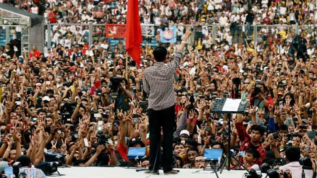 Berebut Kursi Cawapres Jokowi