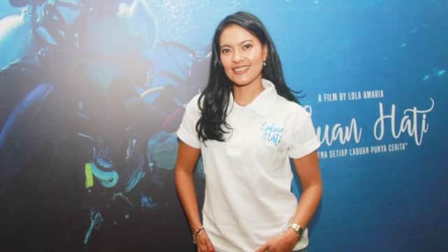 Cerita Lola Amaria Syuting Film 'Labuan Hati' di Bawah Laut