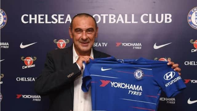 Resmi: Maurizio Sarri Tukangi Chelsea