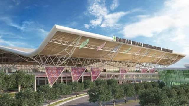 Ini Fasilitas-Fasilitas yang Dimiliki Bandara Kertajati