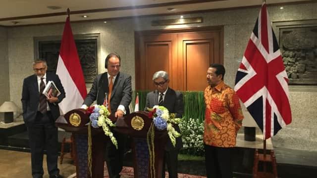 Alasan Indonesia Jalin Kerja Sama Keamanan Siber dengan Inggris