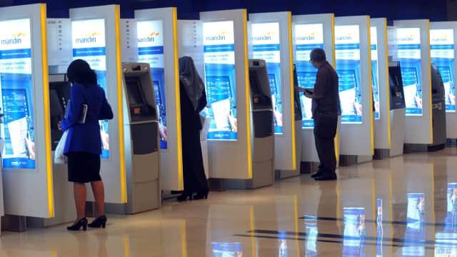 Bank Mandiri Siapkan Rp 57 Triliun Uang Tunai untuk Lebaran, Naik 10%