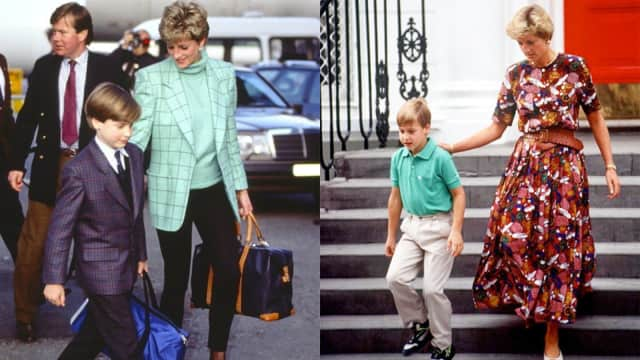 Kejutan Ulang Tahun Pangeran William yang Tak Terduga dari Putri Diana