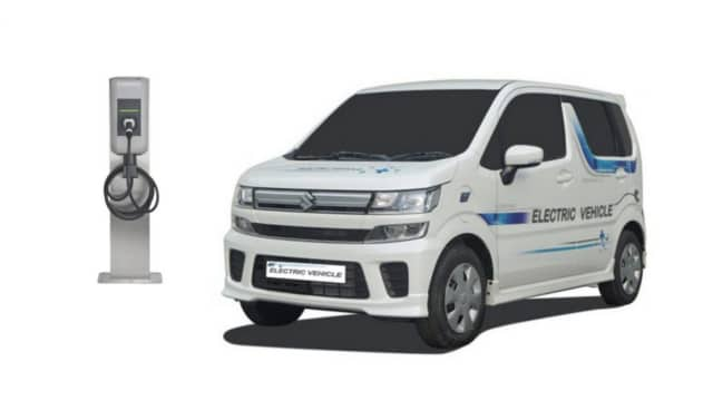 Purwarupa Suzuki Wagon R Listrik Mulai Lakukan Uji Jalan