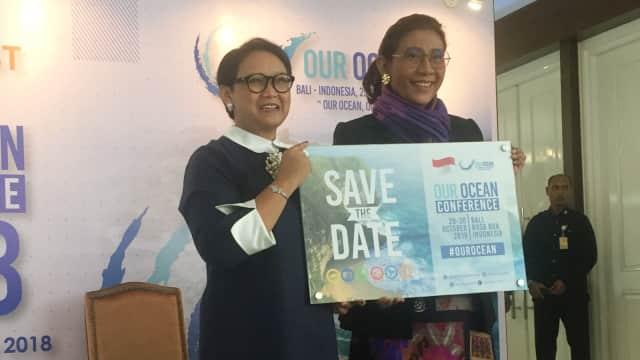 Target Susi di Our Ocean Conference: Harus Ada Keputusan Konkret