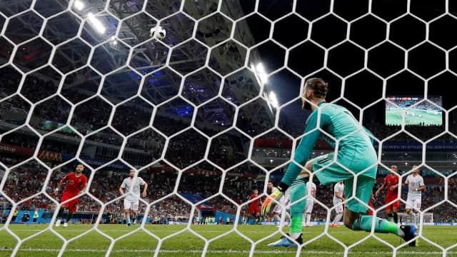 Dua Kiper Ini Belum Membuat Satu pun Penyelamatan di Piala Dunia 2018