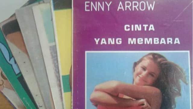"Mencari Enny Arrow, ""Ratu"" Erotika Indonesia"