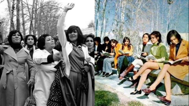 Transformasi Gaya Busana Perempuan Iran, Sebelum & Sesudah Revolusi
