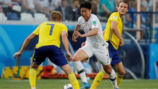 Setelah Piala Dunia 2018, Son Heung-min Menatap Asian Games