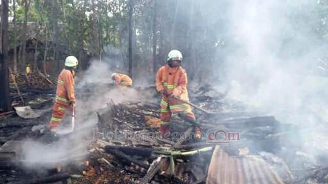 Meski Kerugian Banyak, Bantuan Kebakaran Maksimal Rp5 Juta