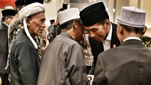 Cawapres Jokowi di Cengkeram Partai Islam