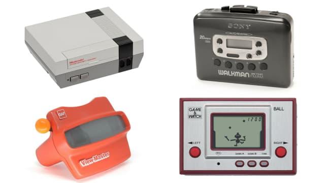 6 Gadget Canggih Andalan Generasi 90-an