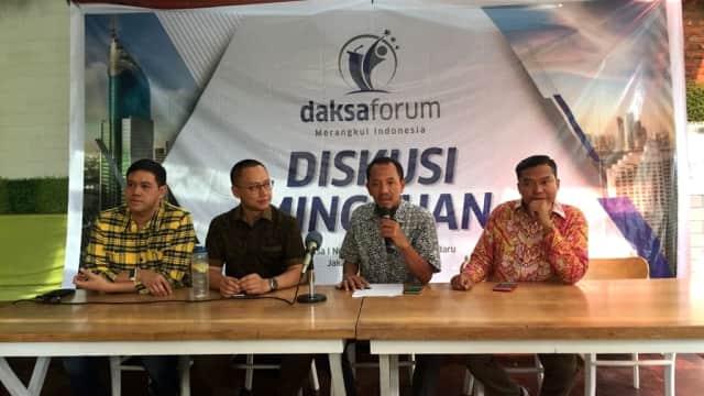 PAN Desak Setya Novanto Diganti: DPR di Ujung Tanduk