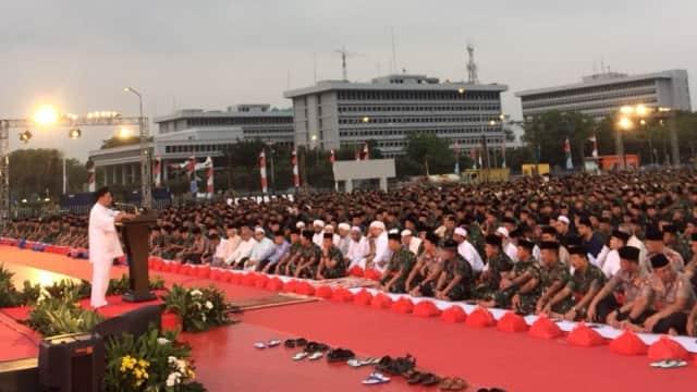 Habib Lutfi: Jangan Sentuh TNI-Polri, Rakyat Akan Bertindak