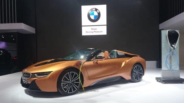 BMW Masih Andalkan Mobil Bermesin Pembakaran Internal