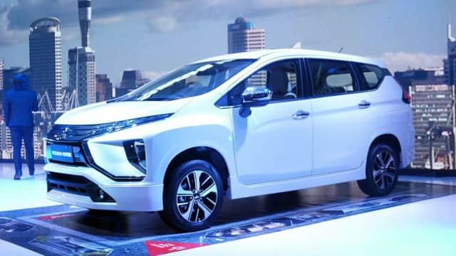 Mitsubishi Expander Diperkenalkan di Jakarta, Harga Mulai Rp 189 Juta