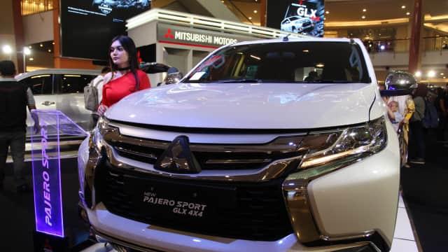 Gratis Servis 4 Tahun untuk Pembeli Mitsubishi Pajero Sport