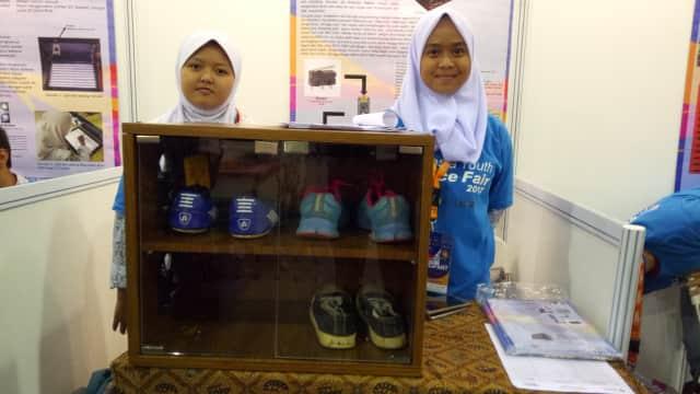 Rak Sepatu Tahan Bau hingga Sabuk Ibu Hamil Dipajang di ISE 2017