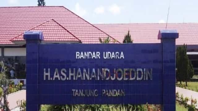 AP II Ambil Alih Pengelolaan Bandara Hanandjoeddin di Belitung
