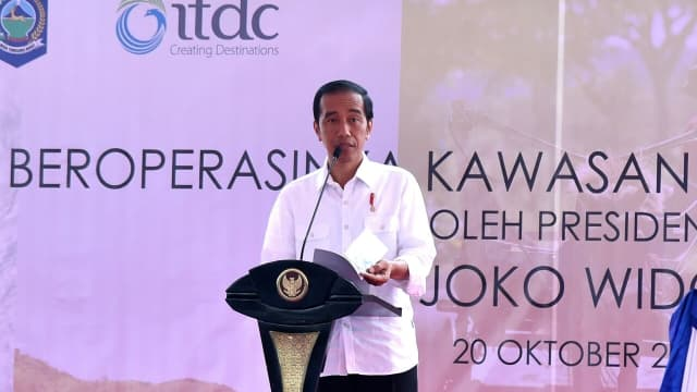 Indo Barometer: Jokowi Sebaiknya Pilih Cawapres dari Militer di 2019
