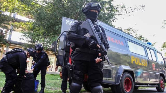 Kumpulan Informasi Penggerebekan Terduga Teroris di Universitas Riau