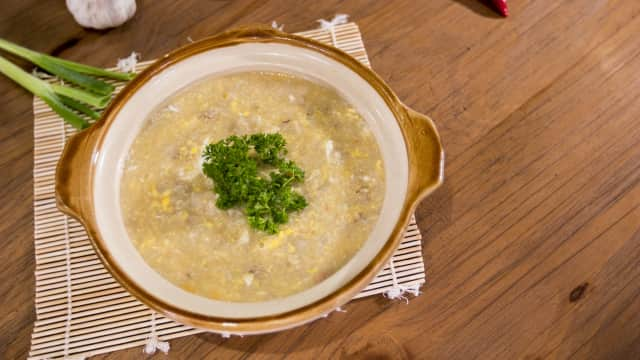 Resep Sup Aparagus Kepiting
