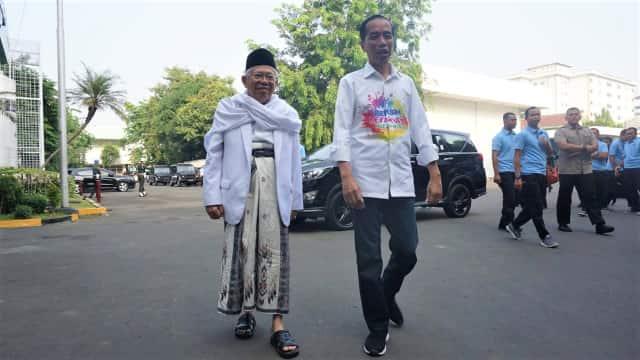 Kaesang soal Kemeja Kampanye Jokowi: Bapak Sudah Gaul