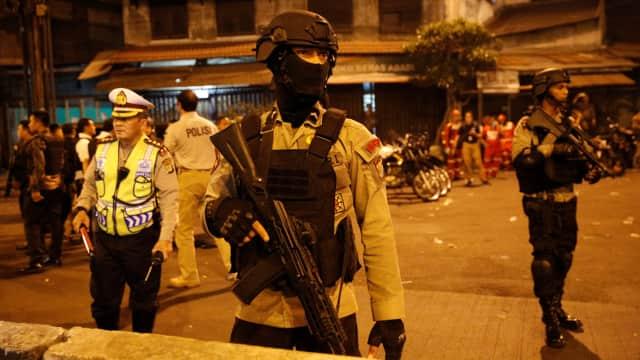 Polisi Sudah Tangkap 36 Orang Terkait Bom Kampung Melayu