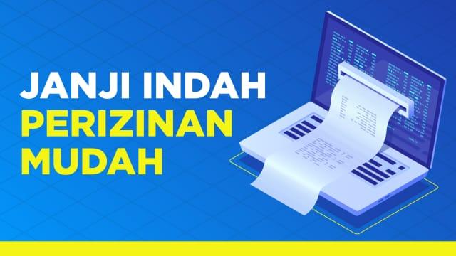 Infografik: Janji Jokowi Permudah Izin Investasi