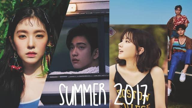 10 Lagu K-Pop Favorit Bertema Summer 2017