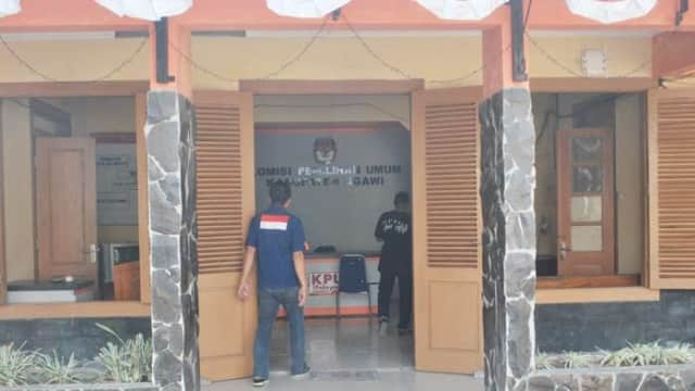 Bacaleg Dicoret dari DCS, PBB Gugat KPUD Ngawi