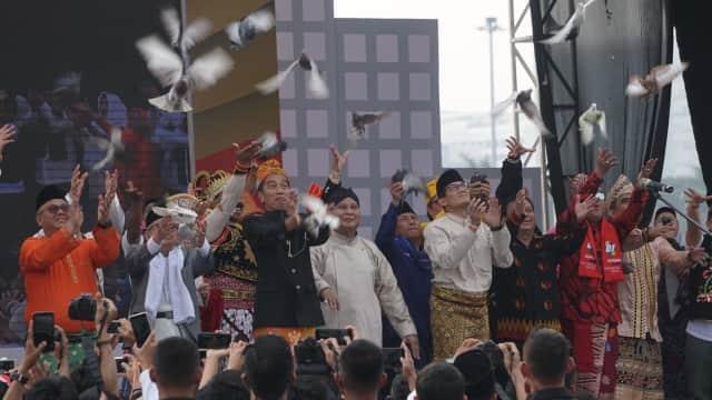 DKPP Sudah Terima Laporan Dugaan Pelanggaran Deklarasi Kampanye Damai
