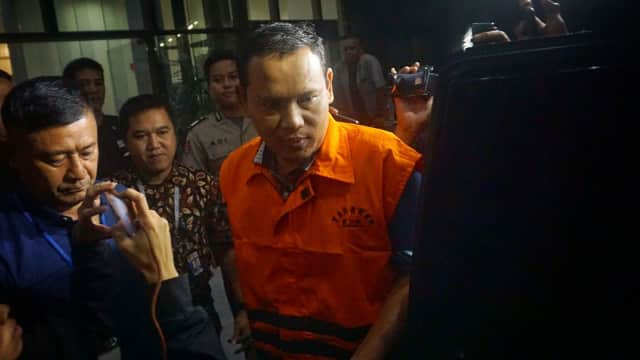 Kepala Dinas Binamarga Lampung Tengah Siap Disidang