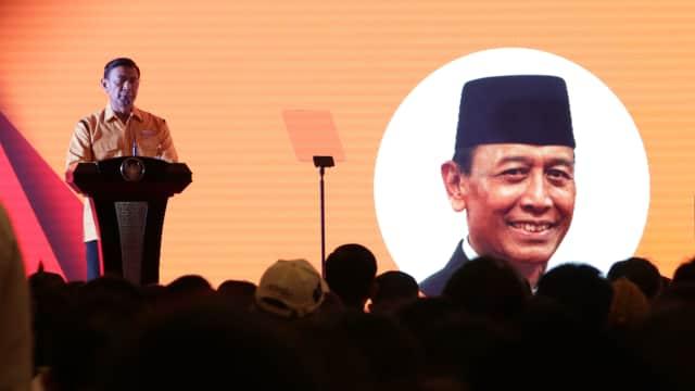 Waketum Sebut Figur Wiranto Masih Diperlukan Jadi Ketum Hanura