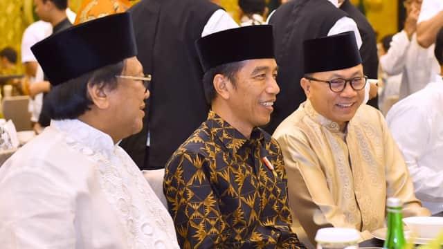 Jokowi Hormati Gugatan Presidential Threshold ke MK