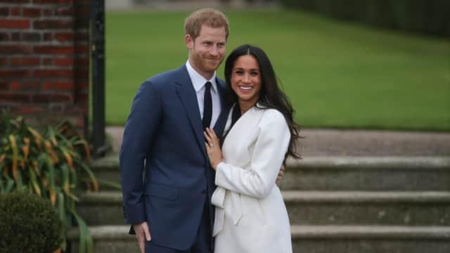 Pangeran Harry Khawatir akan Obsesi Publik Terhadap Meghan Markle