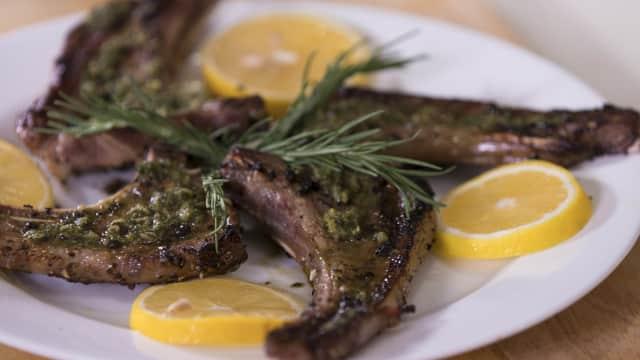 Resep - Grill Lamb Chop
