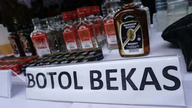 Miras Oplosan Kembali Renggut Nyawa, Kali Ini 5 Warga di Bekasi