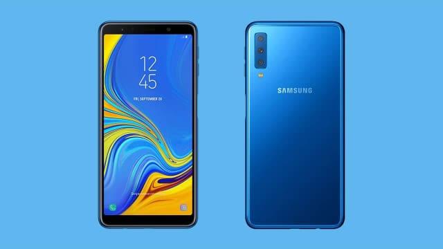 Samsung Buka Pre Order Smartphone 3 Kamera Galaxy A7 di Indonesia