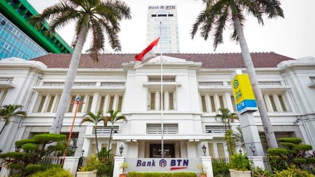 Kuartal I 2018, Laba BTN Naik 15,13% Jadi Rp 594 Miliar