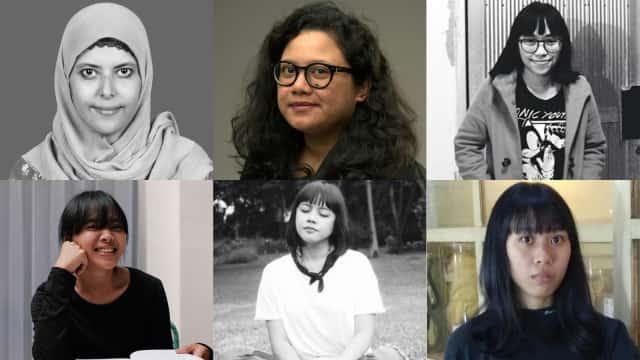 6 Seniman Bicara Soal Jilbab dalam Proyek Seni Perempuan Perupa 2018