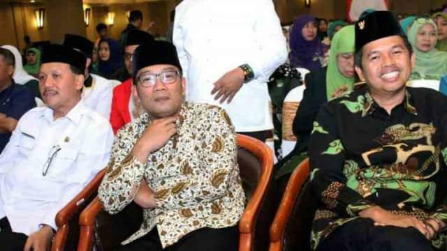 Terbongkar, Drama Percintaan Dedi Mulyadi dan Ridwan Kamil