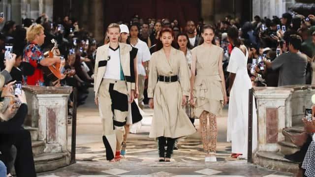 9 Fakta Paris Fashion Week, Kota Terakhir Digelarnya Pekan Mode Dunia