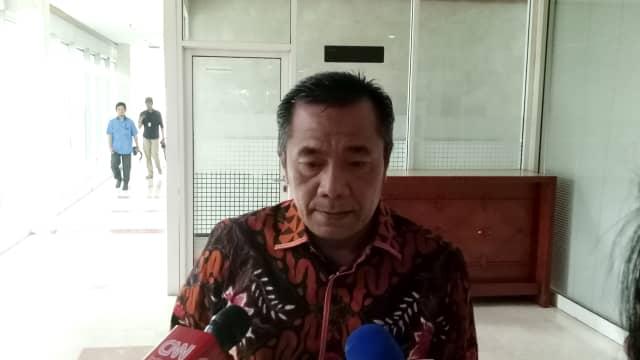DPP Hanura Kubu OSO Laporkan Syarifuddin Sudding ke Polda Metro Jaya