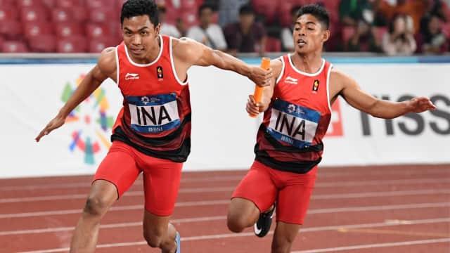 PASI: Atletik Fokus di Tiga Nomor Jelang Olimpiade 2020