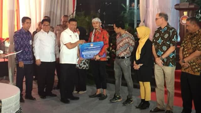 Korban Bom Thamrin, Kampung Melayu, dan Polda Sumut Terima Kompensasi