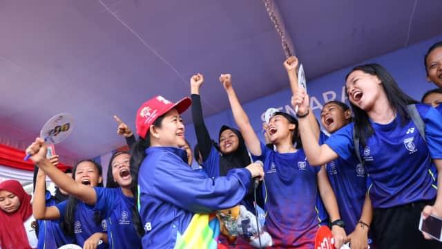 Jelang Asian Games 2018, Menko Puan Pesan Hal Ini ke Warga Palembang