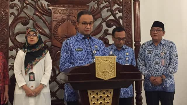 Alasan Anies Tak Kunjung Terbitkan Pergub soal Rumah DP 0 Rupiah