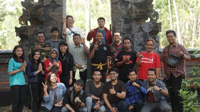 Pemuda di Purwokerto Bangun Dialog Keberagaman Indonesia Bersatu